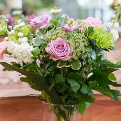 Pinks & Pastels ethical flower delivery